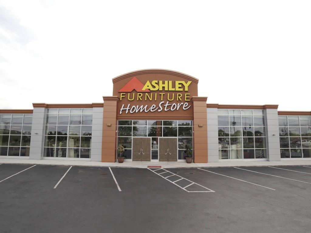 Ashley Furniture Renovation Sewell amp Sewell Architects